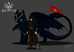 Dragon's Creed by Althyra-Nex