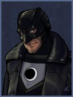 Midnighter Detail by Bamfette