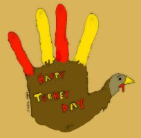 Happy Turkey Day by Rabid-Turtle
