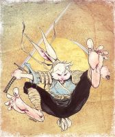 Usagi Yojimbo by seban001
