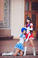 Mars and Mercury:wisdom and passion by LoveSenshi