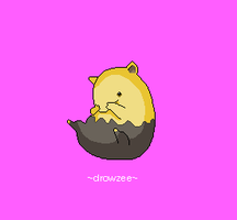 Drowzee 096 by juenavei