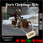 Christmas Ride by truemouse