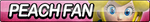 Peach Fan Button (Edited) by ButtonsMaker