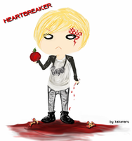 HEARTBREAKER,,mini by poompol2