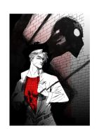 Spidey-mondays-17-bw by antcody