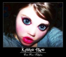 Kissie Face by spookyspinster