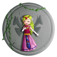 Spirit Tracks: Zelda's Song by Icy-Snowflakes