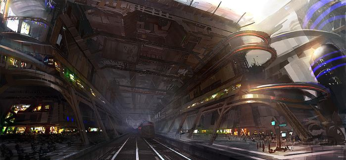Europa 2097 by PE-Travers