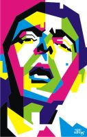 Mr Bean | WPAP EDHO by edhoartwork