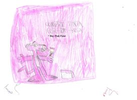 The Pink Panther - Pink Paint advertising by MarcosLucky96
