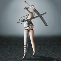 NIER Kaine by ArmachamCorp