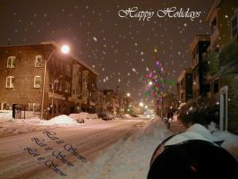 Happy Holidays.. by Chairollin1