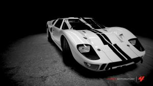 Ford GT40 wallpaper by bartman668