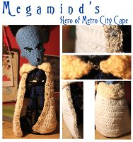 ...Megamind's Hero Cape... by ruiaya