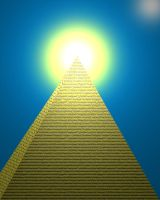 The Great Pyramid by OneWhoCreatesT