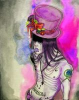 Etamus D. Hatter by ScreenCaptor