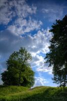 Under the Blue Sky2 by rici66
