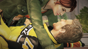 Dead Rising 2 Stacey has covered wars or something by SOLIDCAL