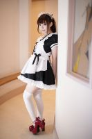 Maid cosplay #5 by Shiizuku