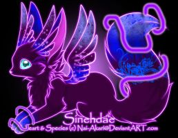 Sinehdae Adoptable ~ 28 by BiahAdopts