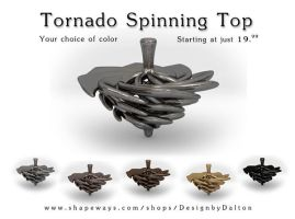Tornado Top by DesignbyDalton