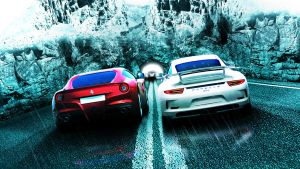 Need for Speed Rivals Wallpaper by Anathlyst