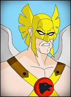 Hawkman by DraganD