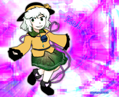 Koishi by killerplatypus
