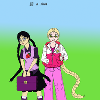 East Asia and Eastern Bloc by DanielaLaverne