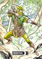 Robin Hood by therealARTURO