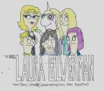 Laura Silverman Tribute by CelmationPrince