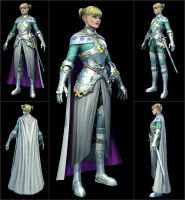 3D Farnese by Konartist3D