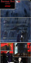 Resident Evil : Omen Page 1 by Jacob-R-Goulden