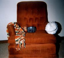 Holga Chair by TheHungerArtist