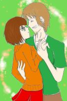 Zoinks and Jinkies Coloured by 01--fallenANGEL