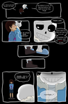 but somebody came - Page 03 [Undertale] by Musapan