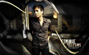Enrique Iglesias Wallpaper 3 by MastersBluez