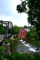 War Eagle Mill by AmbitiousArtisan