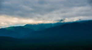 Misty Mountains Call by Moonnight