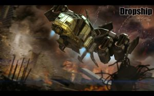 Dropship 3 by DigiVault