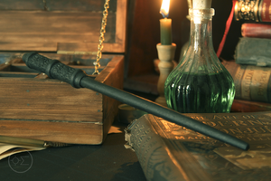 Severus Snape's wand by enguerrand