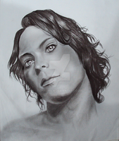 Ville Valo by charmila