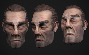Newguy (Dishonored Style) by nogard00