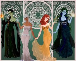 The Witches of Oz by xXDeadlyNightshadeXx