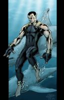 Ultimate Namor Concept by mase0ne