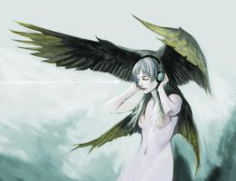 Wing by masateru