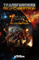 Transformers: Fall Of Cybertron by sickhammer