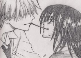 Pocky Game by xiaoban
