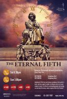 The Eternal Fifth - poster by aaronwty